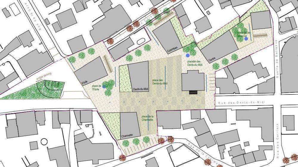 Plan de quartier: Liberté de vote