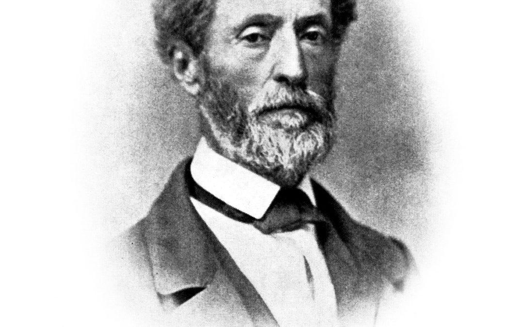 Alexis Joris, citoyen d'Illarsaz à la Constituante de 1839